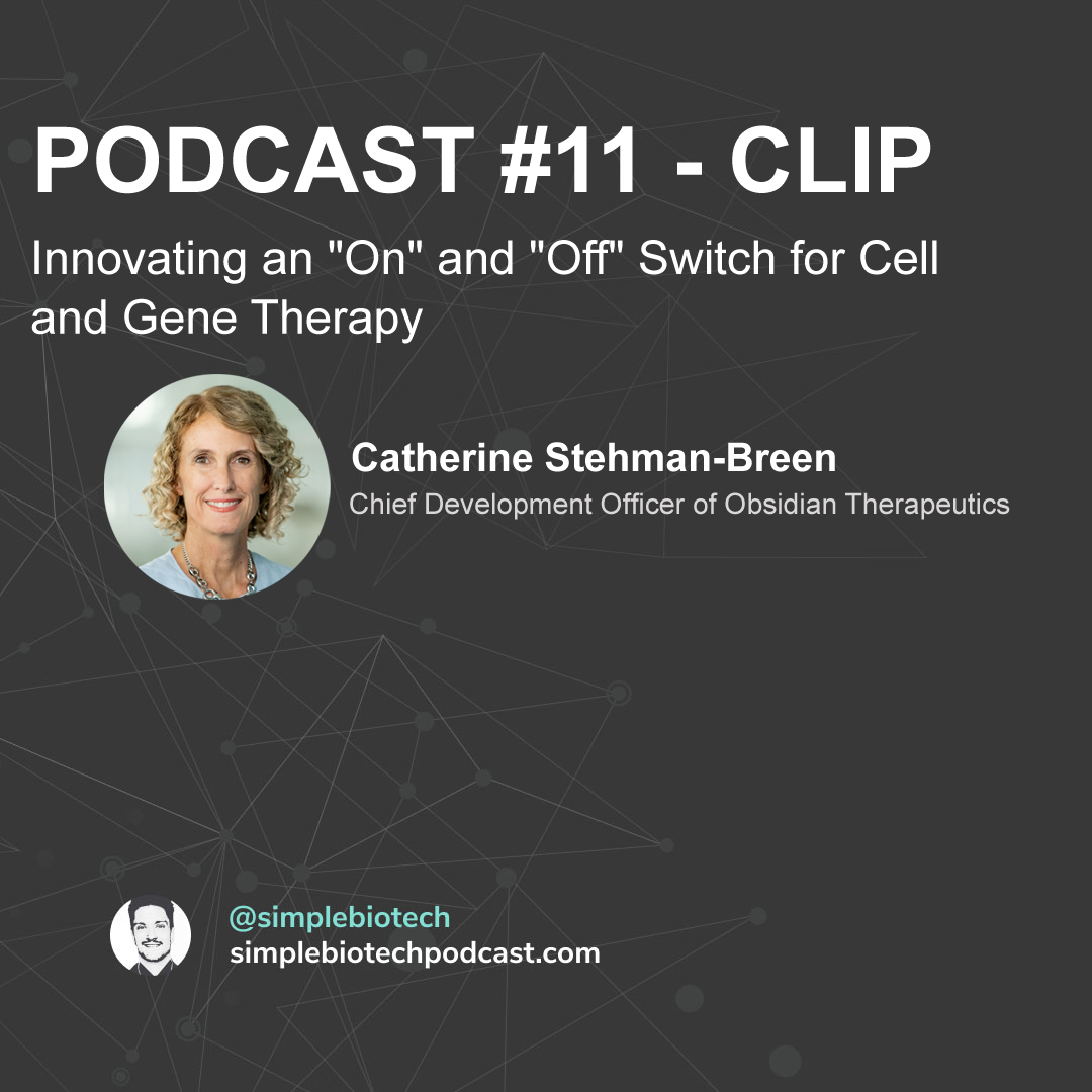 podcast 11 - Cell and Gene Therapy